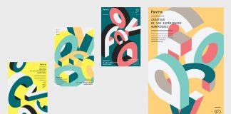 Branding by Thibault Magni for multidisciplinary agency Fovea.