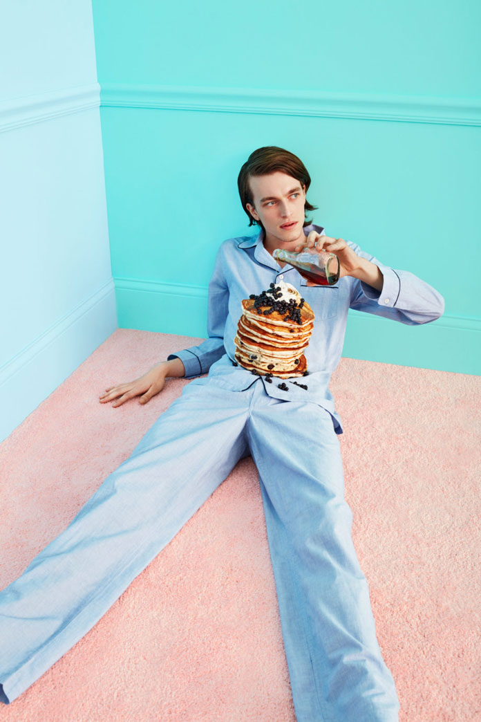 Jimmy Marble, A Year of Stains for Cotton, DDB