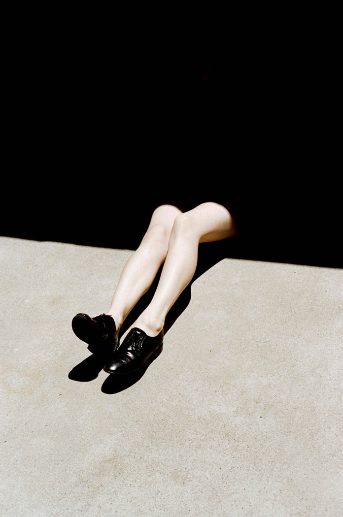 Jimmy Marble, Paying attention to negative space.