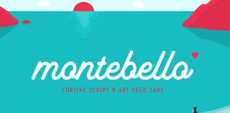 Montebello type collection by Ian Barnard.