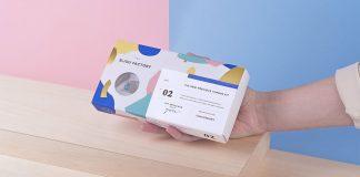 The Bijou Factory - branding by creative studio Phoenix.