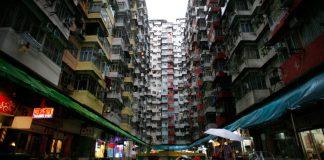 The charm of Hong Kong in the rainy season captured by Ekaterina Busygina.