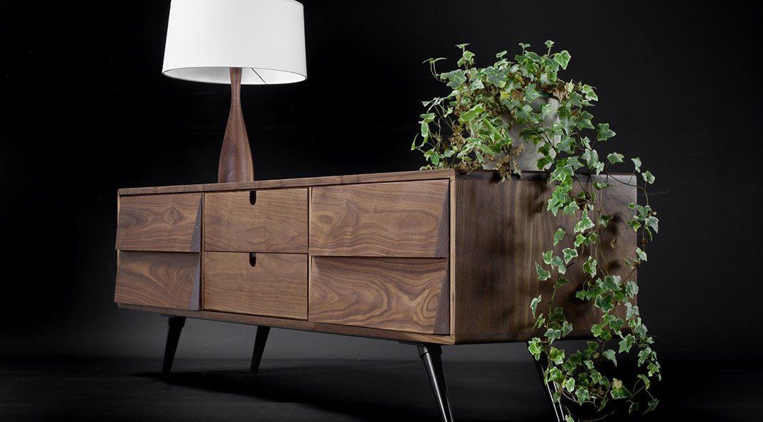 Unique furniture design by Manuel Barrera aka Habitables