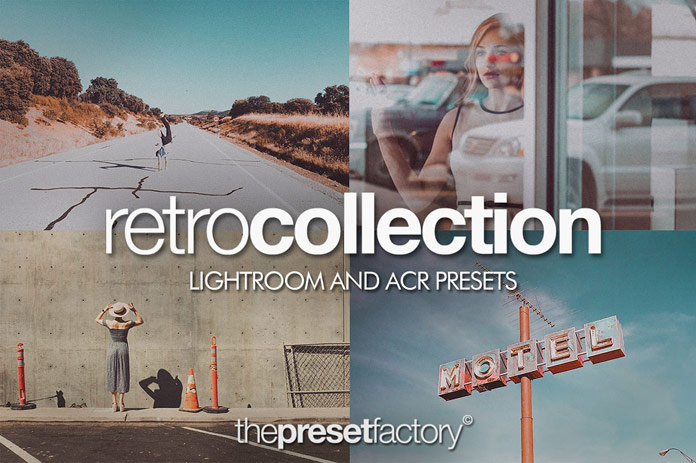 Retro Presets for Adobe Lightroom and Camera Raw