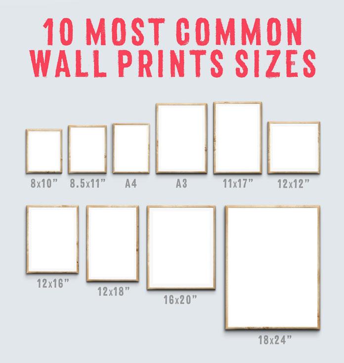 Printeriors - Frame and Interior Mockups