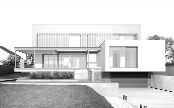 A44, young progressive Ukrainian architecture studio.