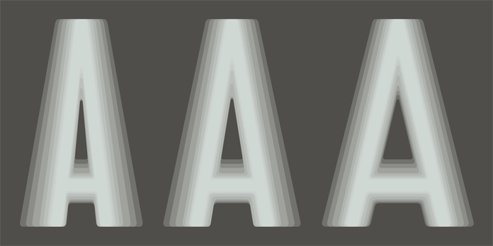 Kapra Neue, 3 widths in several weights.