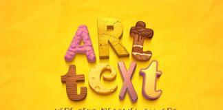 Art Text – Lettering and typography software for Mac.