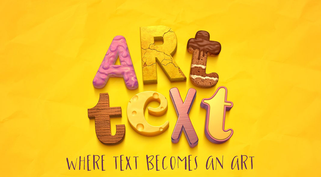 Art Text Lettering And Typography Software For Mac