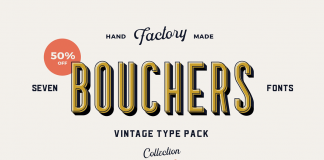 Bouchers type collection.