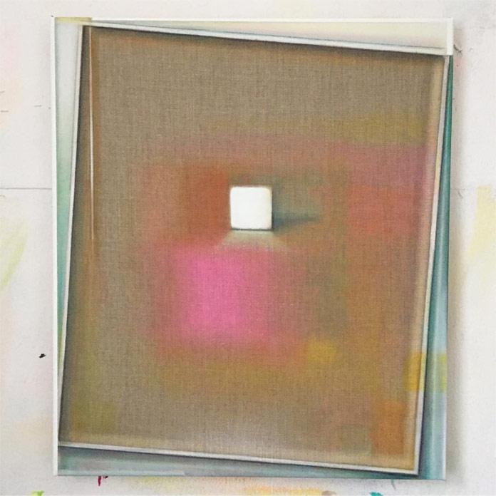 Christoph Schellberg, Pink Shakey, 2017
