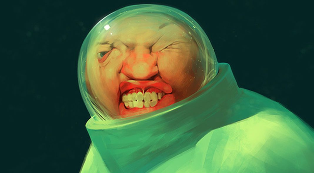 Concept art by Sergey Kolesov.