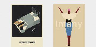 Gig Posters by Dawid Ryski