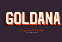 Goldana fonts from Seventh Imperium.