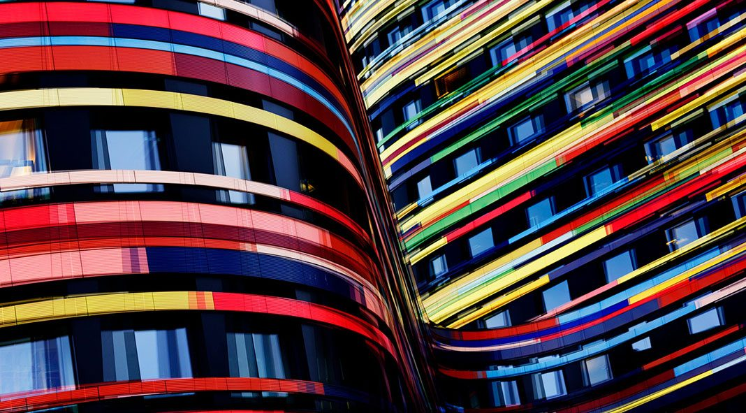 Hamburg Deconstruction – architectural photography by Carsten Witte.