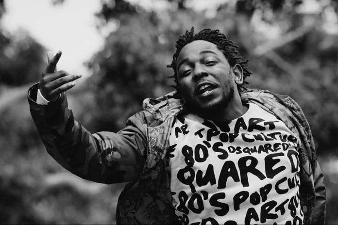 Kendrick Lamar - 'Alright' Winner Best Music Video.