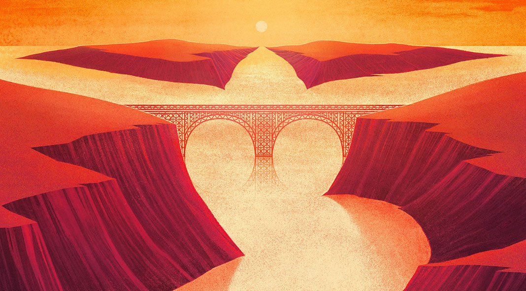 Read Later Illustration  - Magazine cover