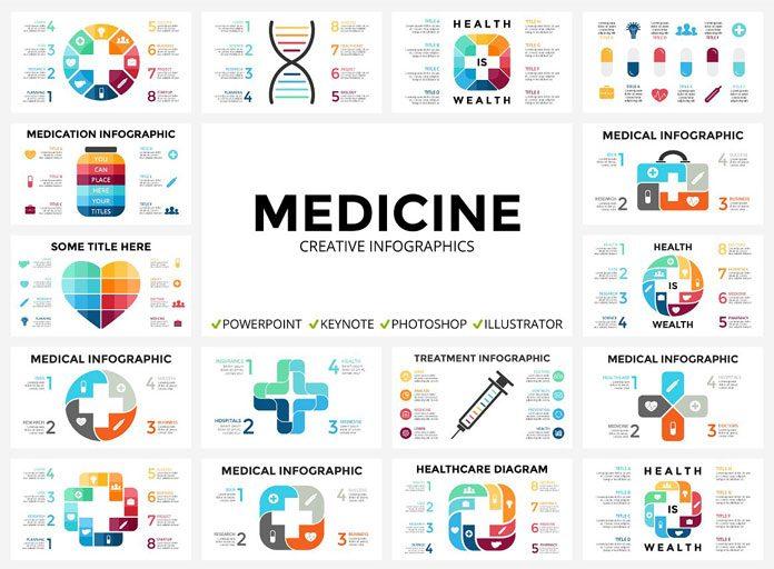 Medicine graphics.