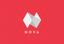 NOVA corporate identity by TRÜF.