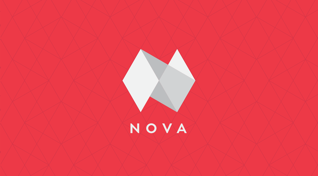 NOVA corporate identity by TRÜF.