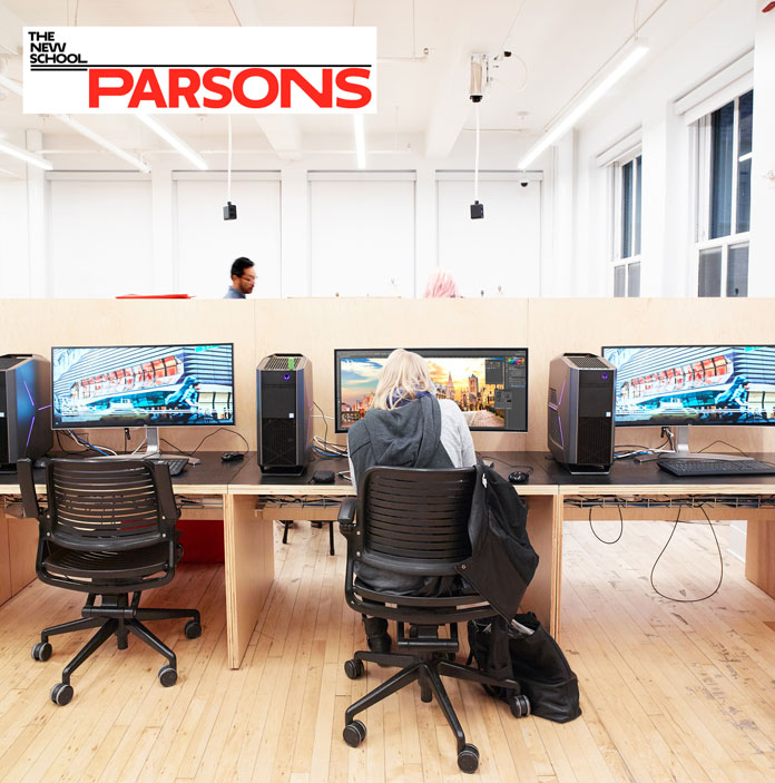 Parsons Making Center 3D Lab