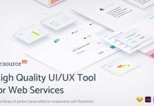 Resource - Web Design UI/UX tool kit.