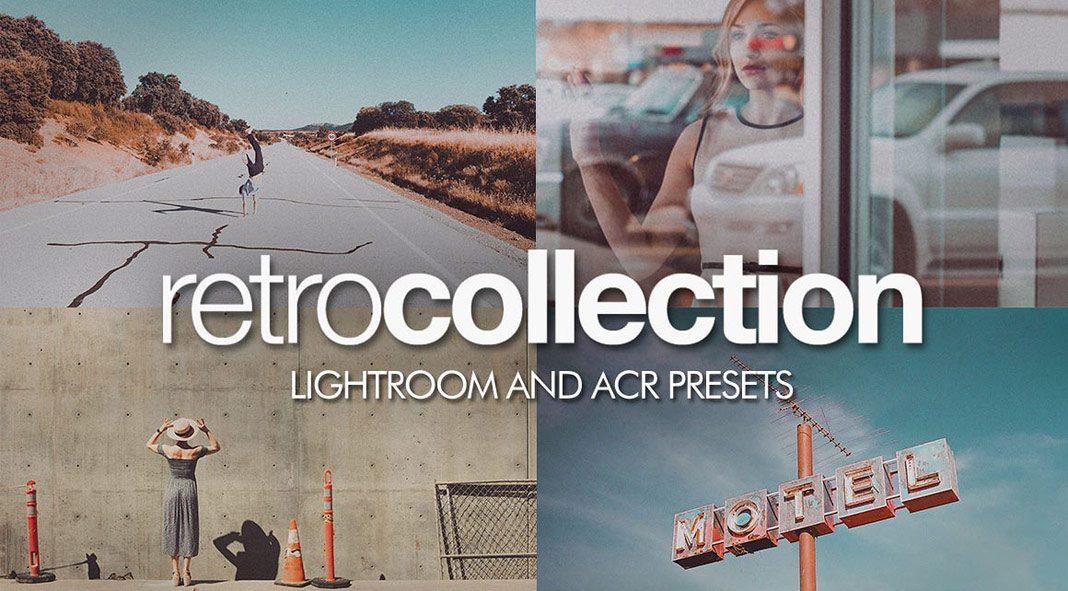 Retro Collection - Adobe Lightroom presets
