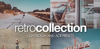 Retro Collection - Adobe Lightroom presets