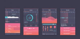 User Interface designs by Balraj Chana