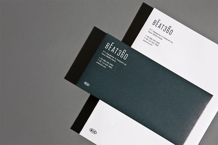 BEAT360, Stationery
