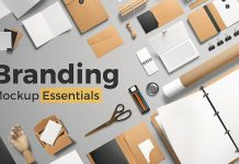 Branding Essentials Mockup.