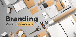 Branding Essentials Mockup.
