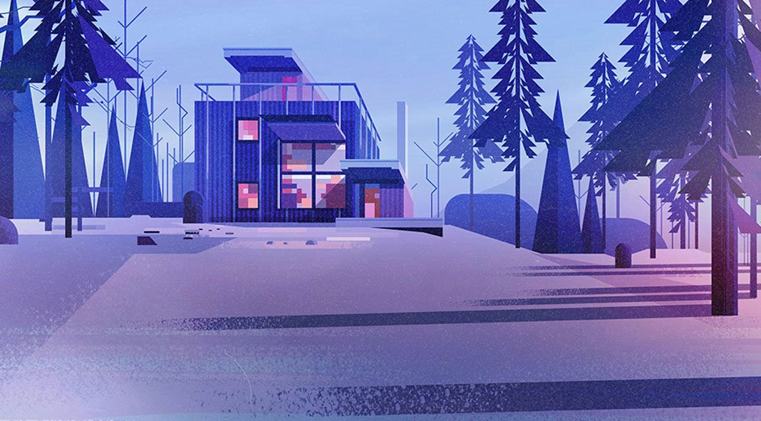 Fassine 'Gold' music video by James Gilleard and Steve Kirby.