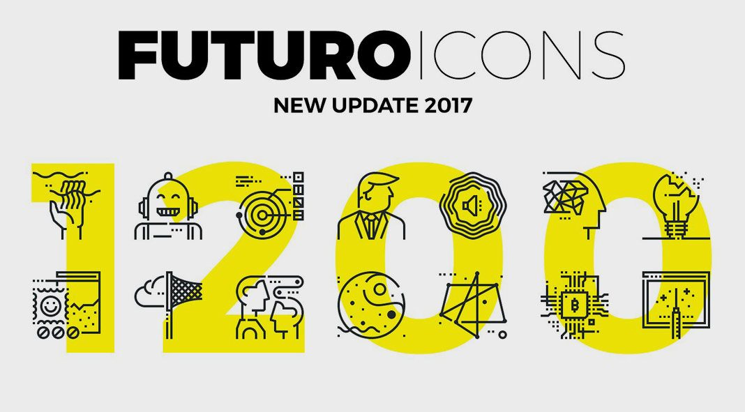 Futuro Icons - new update 2017!