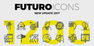 Futuro Icons - new update 2017!