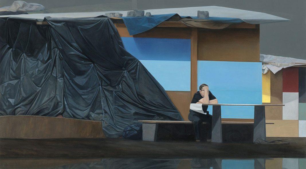 German artist Tim Eitel
