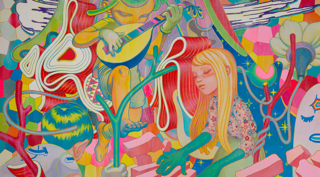 James Jean Illustrative Art