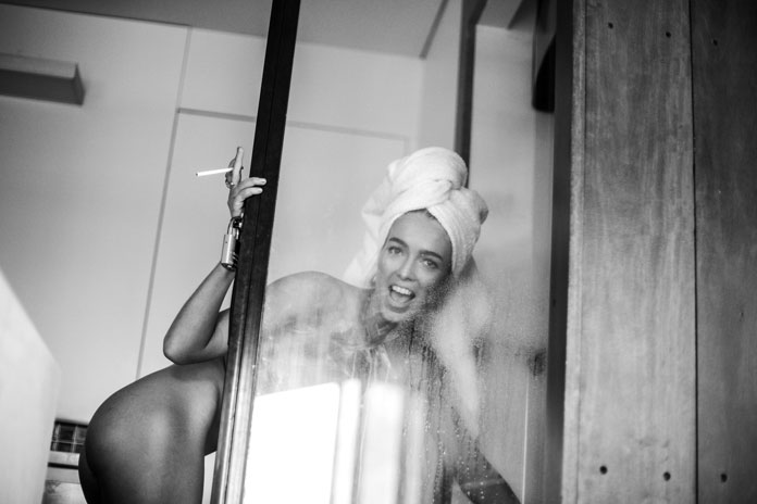 Jellan Merlant-Pilonchery Photography, After shower.