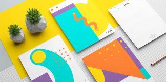 Leap brand identity by Menta Picante.