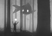 Mysterious dark illustrations by Dawid Planeta.