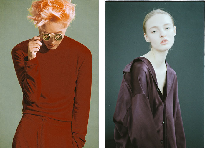 Rala Choi Photography, ZIONT album shoot and editorial work for Eveil's first collection