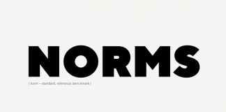 TT Norms font family from TypeType