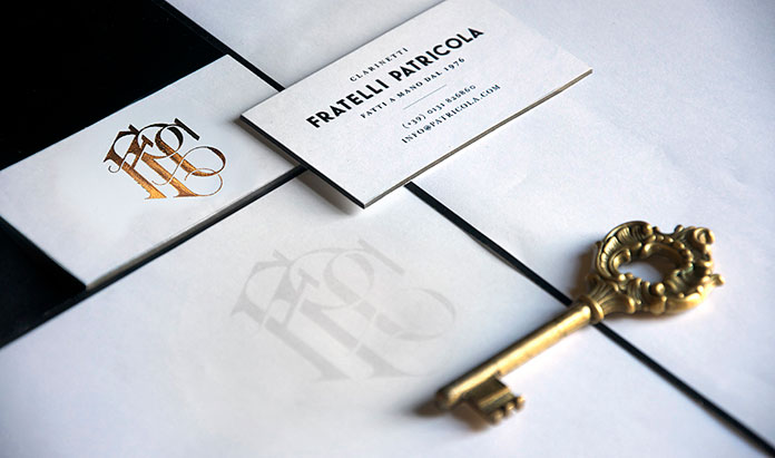 Andrew Colin Beck design, elegant print design.