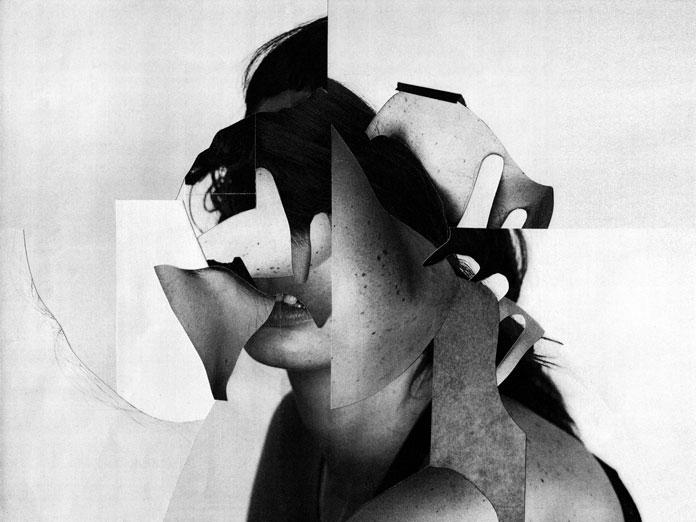 Jesse Draxler, semi abstract work.
