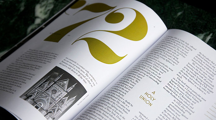 Andrew Colin Beck design, brochure and brand catalog.