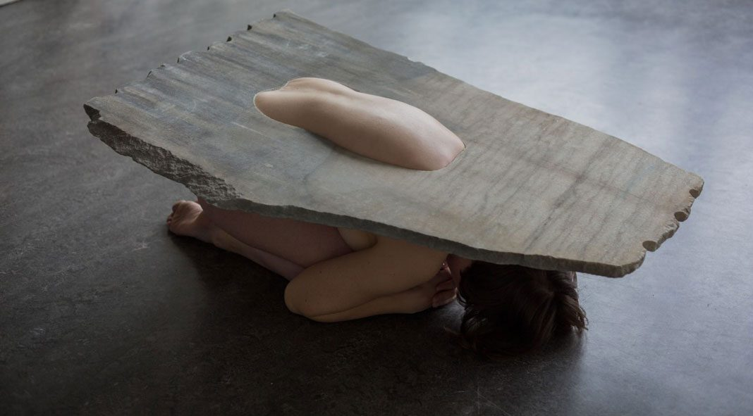 Fleeting Parts by Milena Naef