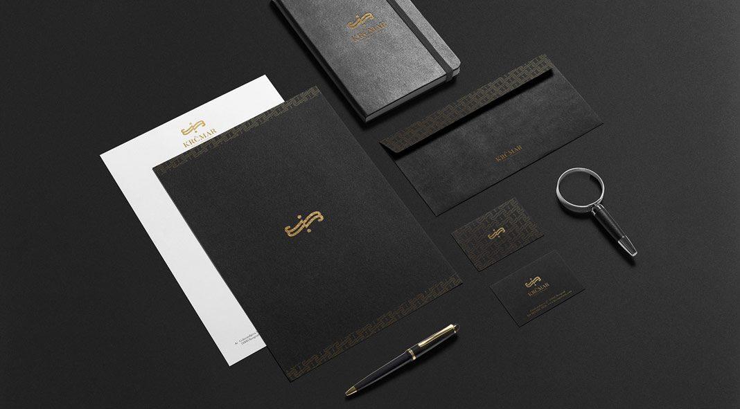 Krčmar Musical Instruments - corporate identity by Mina Bakliža