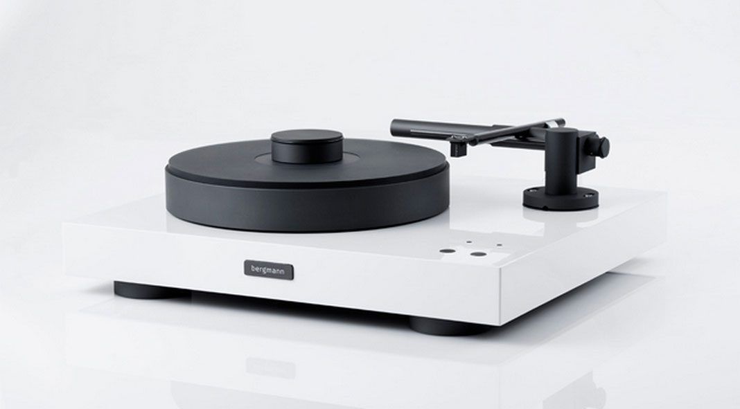 Magne turntable system by Bergmann.