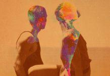 Mixed media artworks by Matt Vial