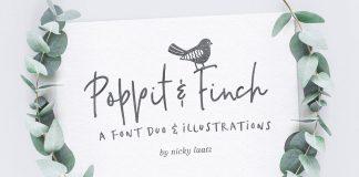 Poppit & Finch by Nicky Laatz.
